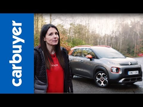 New 2018 Citroen C3 Aircross in-depth review – Carbuyer – Ginny Buckley