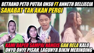 Download HATI - HATI VIDEO MENGANDUNG BAWANG - Betrand FEAT Anneth SAHABAT TAK AKAN PERGI