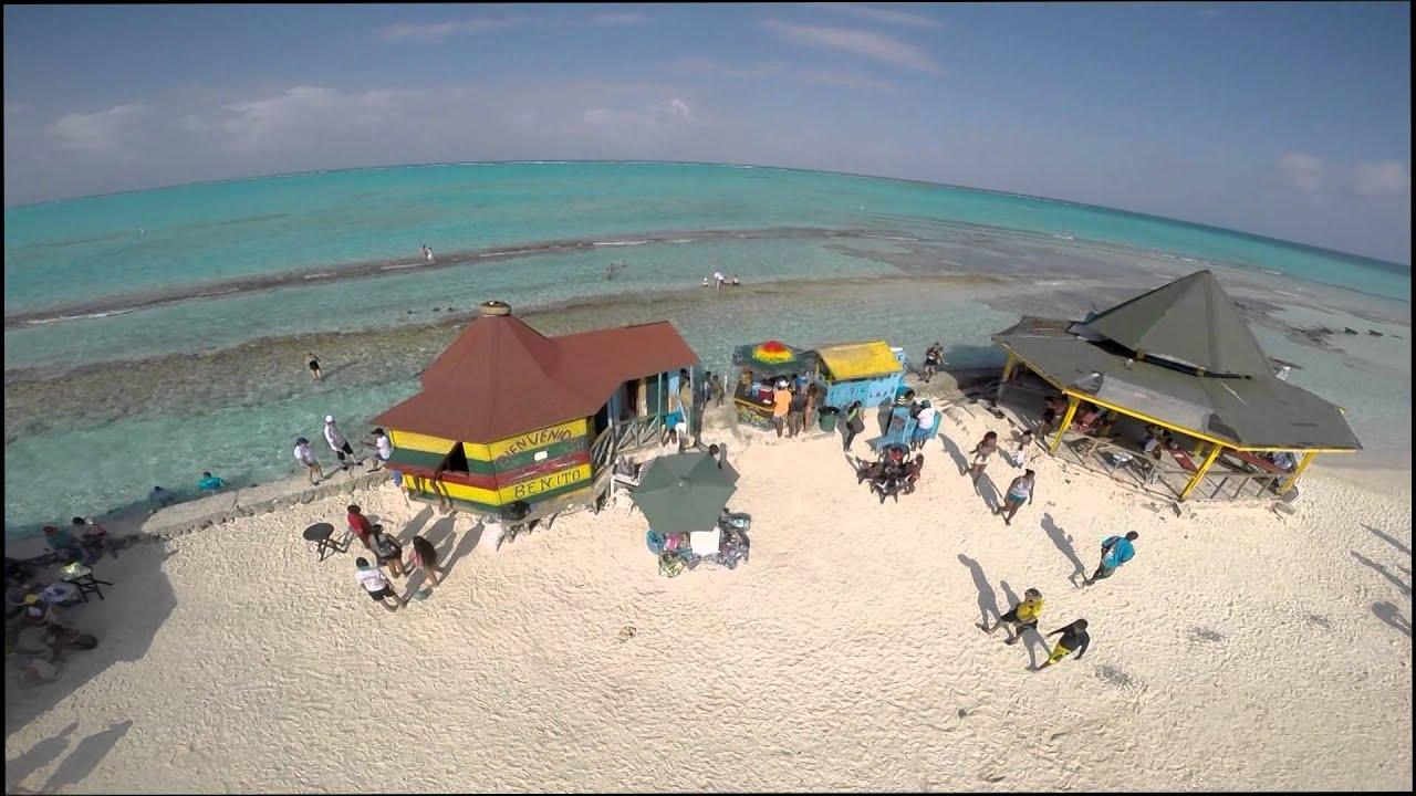 Cayo acuario san andres islas colombia youtube - El colmao de san andres ...