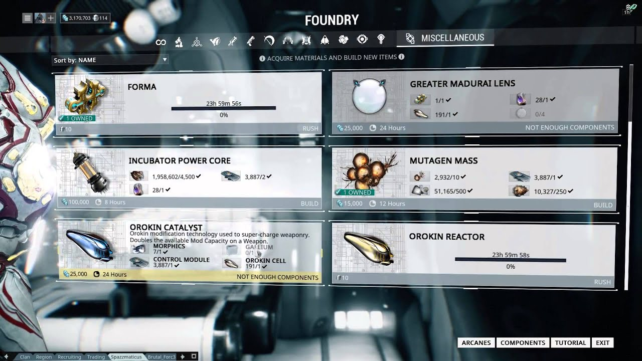 Wheres the best place to farm neural sensors ? :: Warframe ...