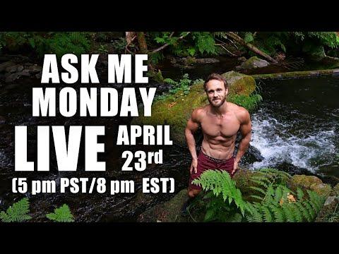 ASK ME MONDAY LIVE!