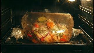 Вредно ли готовить в рукаве для запекания?