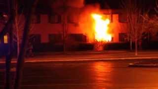 17xx ashland ave fire.