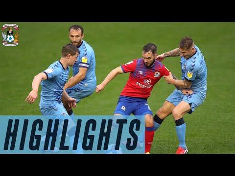Coventry City v Blackburn Rovers highlights