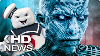 Game of Thrones Season 8, Mission Impossible 7, Ghostbusters 3... KinoCheck News