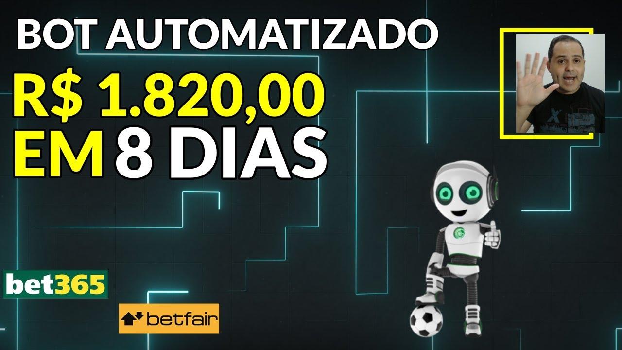 bot de negociação automatizada betfair ¿vale la pena invertir € 20 en bitcoin?