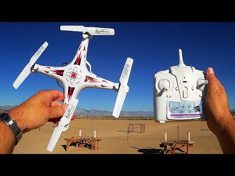 F522 Drone, Headless Mode Syma X5C Clone