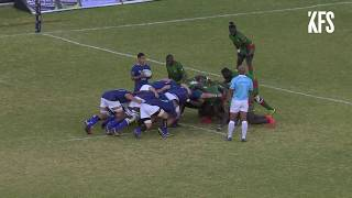 Kwesé Sports Rugby Africa Gold Cup: Namibia v Senegal
