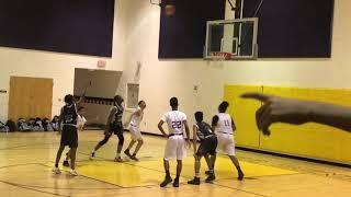 Team L.A.B. vs Suns -Marvin Guthrie Coach Dayal