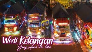 Download lagu WEDI KELANGAN (yang udane wes teko) - Video Lyric versi TAWAKAL 1,2,3 & NEW TAWAKAL