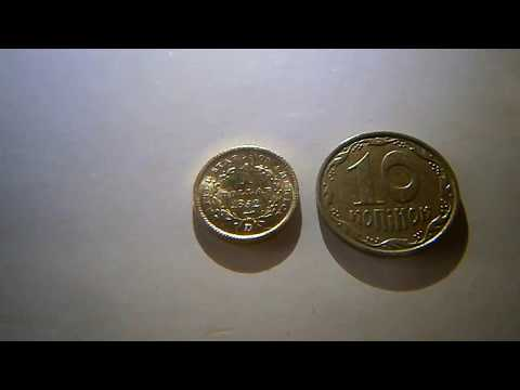 Золотой доллар 1852 1$ Dollar Gold Liberty Head