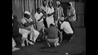 vuclip Capoeira Mestres Caiçara, João Pequeno, Bamberg, Itapuã, Gigante. MG, BA, DF. 1986 e 20dez87. 01
