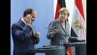 عبد الفتاح السيسي يبدأ لقاءات رسمية في برلين | أهم الاخبار