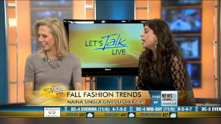 Fall Fashion Trends Thumbnail