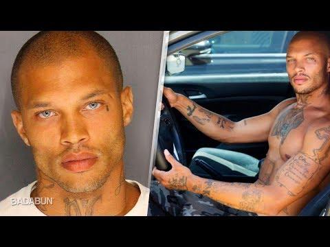 Así vive el criminal más guapo del mundo