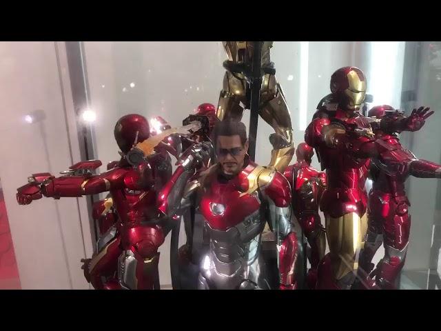 Hot Toys Iron Man (2020年11月4日至2021年3月31日,HOT TOYS 將於銅鑼灣FASHION WALK百德新街開設首間HOT TOYS 「HT20THPLUS」)