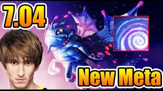 7.04 PUCK -  The MOST Balanced Meta - Dendi Dota 2
