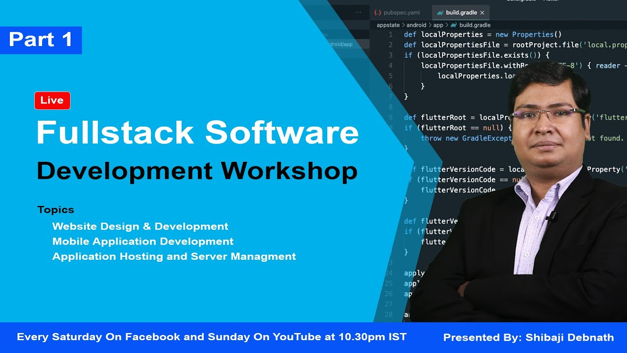 Fullstack Developer's Practical Workshops