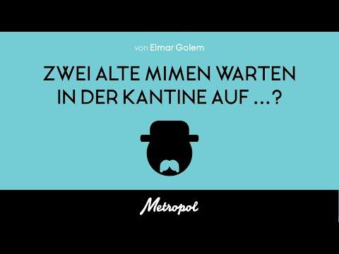 ZWEI ALTE MIMEN...: Q&A mit R. Hacker und G. Lohmeyer - Metropoltheater München