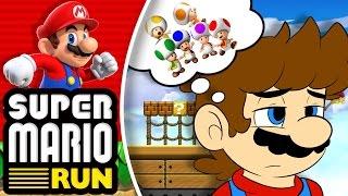 ¡La peor carrera de la historia! - Super Mario Run