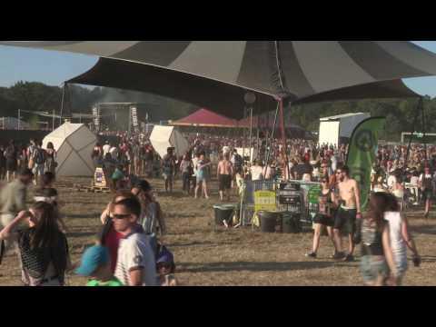 Festival Terres du Son 2016 : La déco du festival