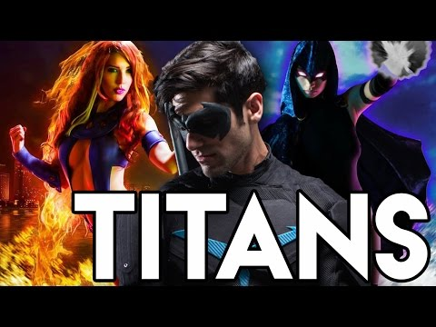 Teen Titans Live Action 2018 TV Show CONFIRMED & Young Justice Season 3 Teaser Breakdown