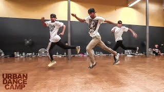 Elastic Heart - Sia ft. Weekend & Diplo / Quick Crew Choreography / URBAN DANCE CAMP