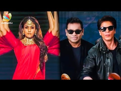 Nayanthara Plays Goddess Durga in A.R Direction | Hockey World Cup Song | Shah Rukh Khan