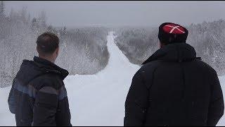 Сибирские каникулы #1 - Дорога к золоту