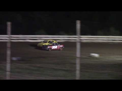 Hummingbird Speedway (6-17-17): Aaron's of DuBois Front-Wheel Drive Four-Cylinder Feature
