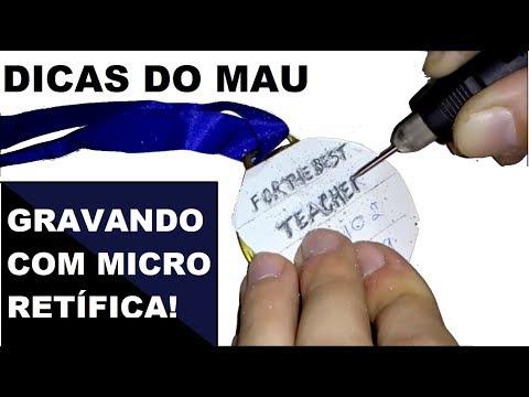 Gravando texto em medalha  de metal com micro retifica    #DIY#ARTESANATO#PRESENTECRIATIVO