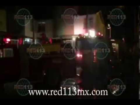 ZAMORA Fuerte incendio en un domicilio deja cuantiosos daños materiales