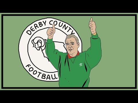A Brief History of Brian Clough at Derby County