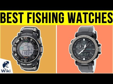 8 Best Fishing Watches 2019