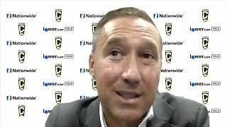 Columbus Crew postgame press conference - FC Cincinnati 07/09/21