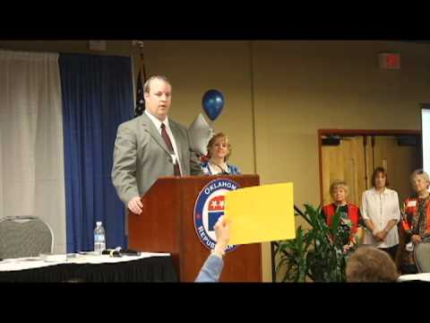 Oklahoma Republican National Delegate Steve Dickson - Ron Paul Sweep