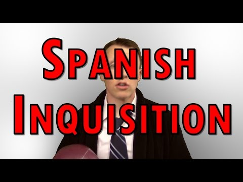 The Spanish Inquisition in Under 5 Minutes - Hasty History