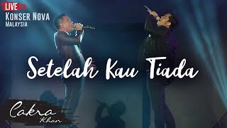 CAKRA KHAN | Feat with JUDIKA #LIVE (Concert Nova 2017) MP3