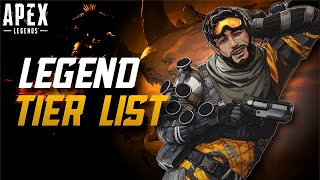 Ranking Every Legend In Apex Legends From Best To Worst (Season 3)