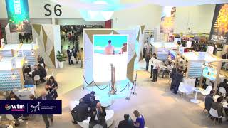 Experience Egypt at WTM: Timelapse
