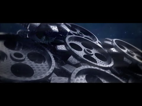 FREE Machine Gears Intro Template V2 #225 | Cinema 4D & After Effects Template + FULL Tutorial