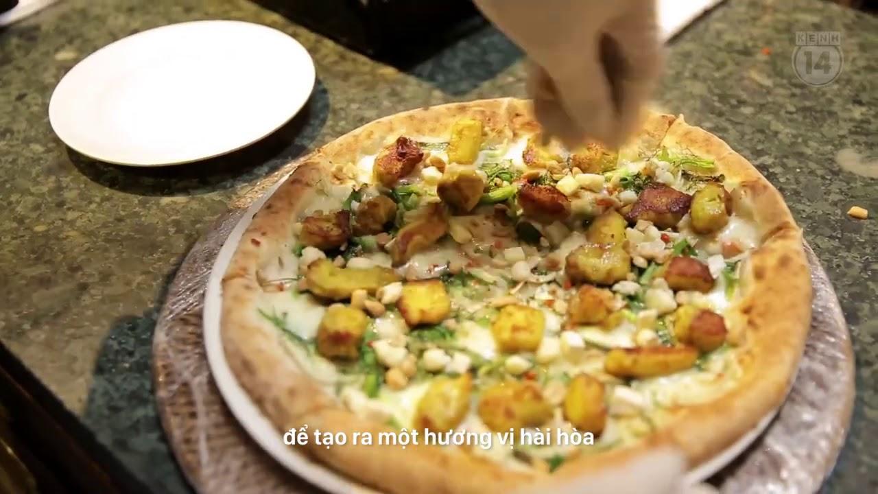Quy trình chế biến Pizza 4P