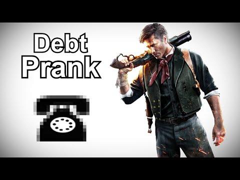 Booker Dewitt Searches for Elizabeth - Bioshock Infinite Prank Call