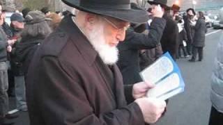 Rabbi Yeshaya Dovid Siff Birchas Hachama 2009