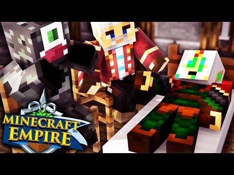 Alle werden KRANK?! Minecraft EMPIRE #143