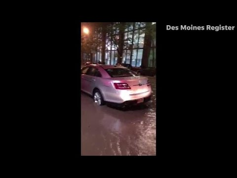 Des Moines flooding: Storms cause flooding, power outages across metro