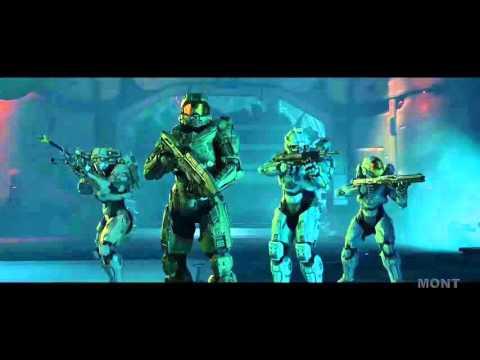 Halo 5 Guardians FULL MOVIE w/ CREDITS
