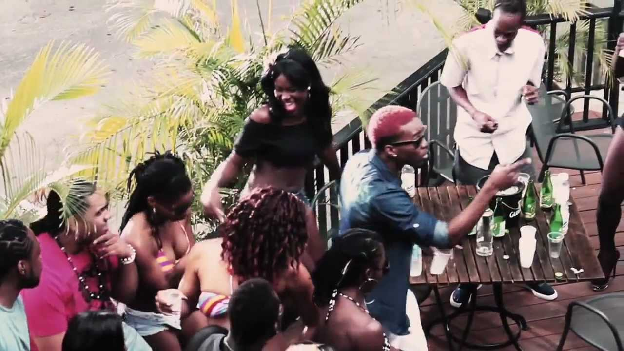 Download Konshens - Gal A Bubble | Official Music Video