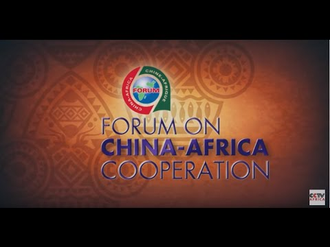 Forum on China-Africa Cooperation Promo