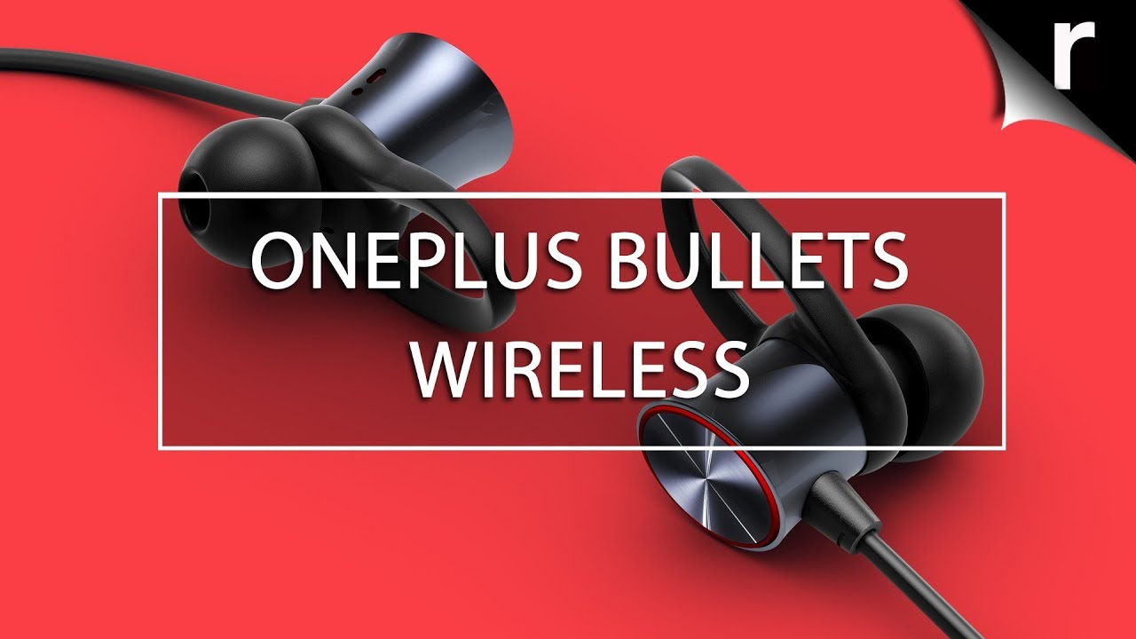 31a0c1cd604 OnePlus Bullets Wireless: Bluetooth Bullets coming this June - YouTube